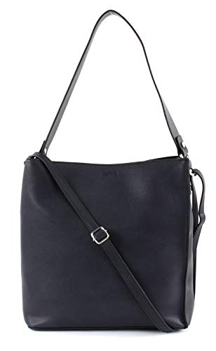 ESPRIT Debbie Hobo Shoulder Bag Navy