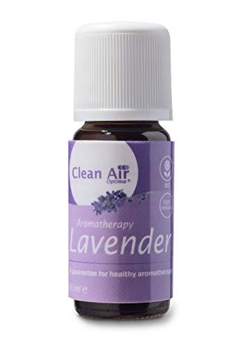 Clean Air Optima® Ätherisches Öl Lavendel - Spitzen-Qualität = Beste BIO Qualität 100% Natur