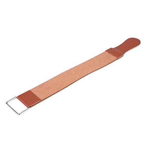 Razor Strop Belt, Ouderwetse Razor Polishing Belt, Gebruikt voor Razor Polishing, Het scheermes scherper maken