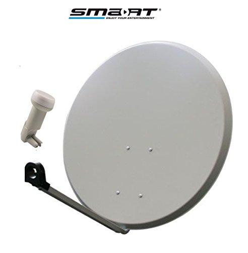 Smart DA-80TE SAT-installatie zonder ontvanger aantal deelnemers 80 cm
