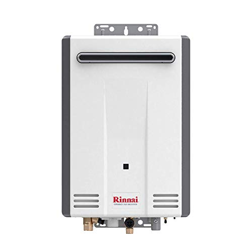 Rinnai Outdoor Tankless Hot Water Heater / V53DeP / Propane / 5.3 GPM