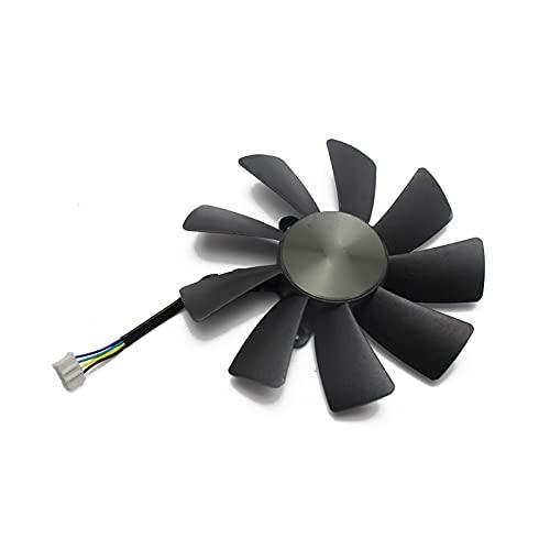 87mm GA92S2H 100mm GTX1070TI Mini 4Pin Fan de Enfriador para Zotac for GeForce GTX 1080 GTX 1070 TI Mini GTX 1060 AMP Edición 6GB Tarjeta (Blade Color : 1PCS 100MM GAA8S2U)