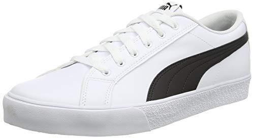 Puma Bari Z, Zapatillas Unisex Adulto, Blanco Negro, 35.5 EU