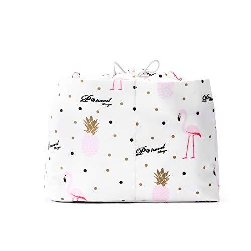 Travel Toiletry Bag,Make up Wash Bags Organiser-Handbag Organiser Insert,Bag in Bag Fit LV Speedy, Neverfull, Longchamp, Tote, Waterproof Shower Pouch Cosmetic Case for Men & Women
