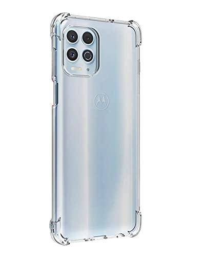 Capa Antishock + Pelicula Gel para Motorola MOTO ONE