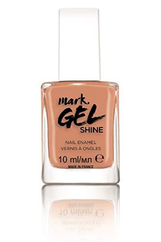 Mark INT. Esmalte de uñas efecto gel Honey Bee