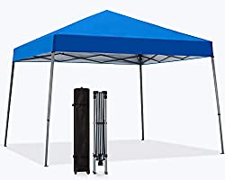 Master Canopy Pop-Up Instant Shelter Canopy.