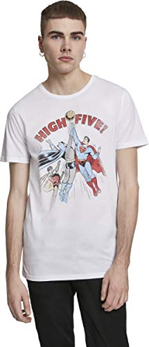 MERCHCODE JL High Five Tee T-Shirt Homme, Noir, XL