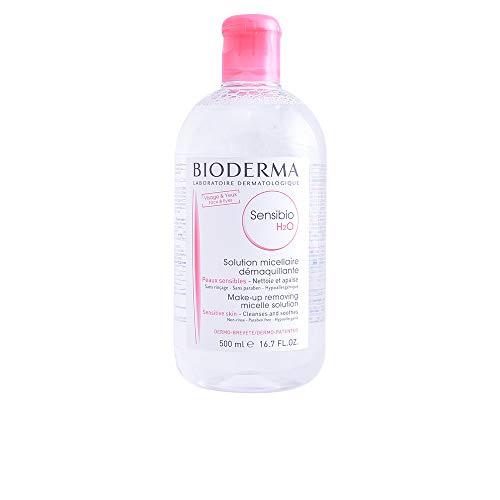 Bioderma Sensibio (*Crealine) H2O Make Up Removing Micelle Solution, 540 g, 3401398335755, White