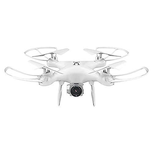 Drohne mit für 21 Minuten Flugzeit, RC Drone, Quadrocopter Mini Helikopter mit Höhehalten, Kopfloser Modus, 3D Flips und 3 Geschwindigkeitsmodi für Anfänger Kinder (Weiß)