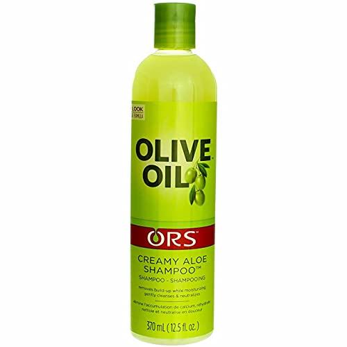 Organic Root Stimulator Shampoing et lotion hydratante à l'huile d'olive
