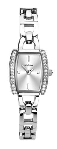 Sekonda Damen Analog Klassisch Quarz Uhr mit Kein Armband 2773