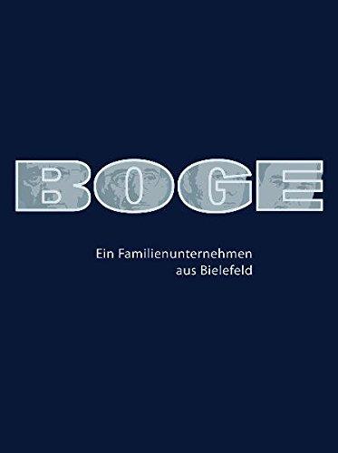 Boge: Ein Familienunternehmen aus Bielefeld