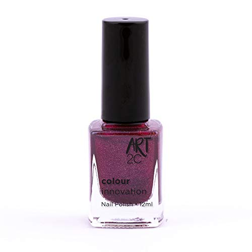 Art 2C - Esmalte de uñas de tonos innovadores, 96 colores, 12 ml, color: Flashdance (120)