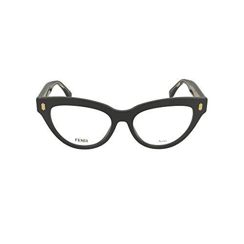 Occhiali da vista Fendi FENDI ROMA FF 0443 Black 52/17/145 donna