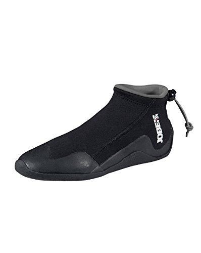 Jobe Unisex's 2mm H2O Schoenen Volwassene 2 mm FL Waterschoenen-Zwart, Maat 12
