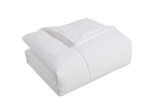 Elegant Comfort White Down Alternative Comforter Duvet Insert 100-percent Hypoallergenic, King