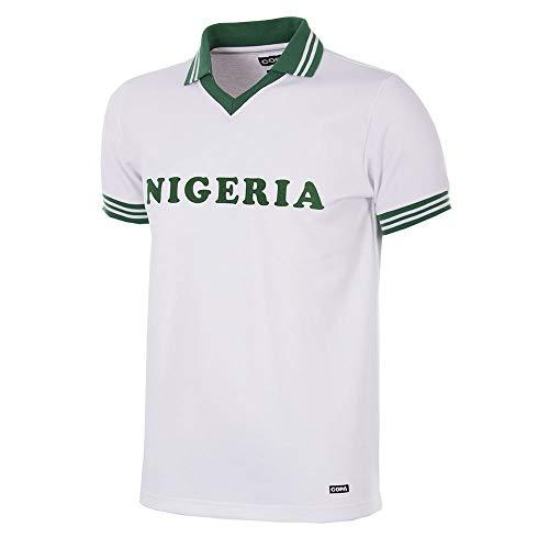 Copa Nigeria 1980 Retro Camiseta de fútbol