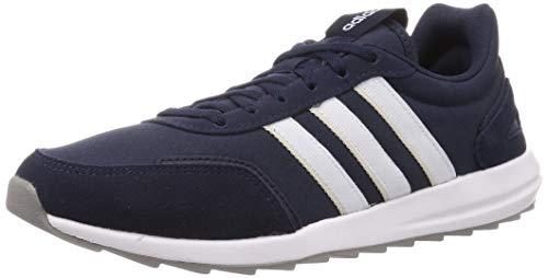 adidas RETRORUNNER, Zapatillas de Running Hombre, Legend Ink/FTWR White/Dove Grey, 42 2/3 EU