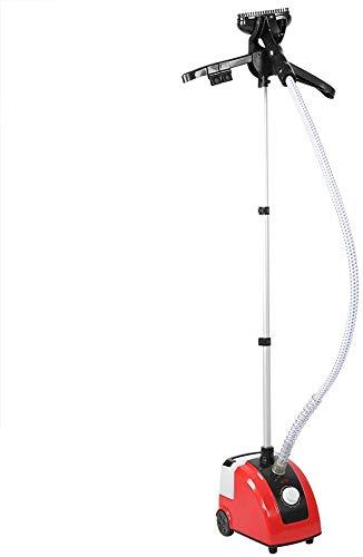 Plancha de Vapor con Depósito de 1.7L y Temperatura Ajustable a 11 Niveles Tipo Centro de Planchado Vertical 1700W, Compact Valet Centro De Planchado Vertical