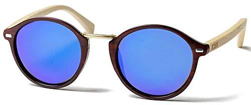 Ocean Lille Brown Blue - Marron