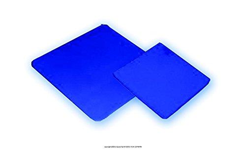 Hydrofera Blue Bacteriostatic Foam Dressing 4' X 4', Box of 10