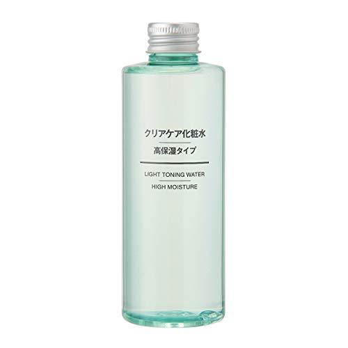 無印良品 クリアケア化粧水・高保湿タイプ 200ml 02124243