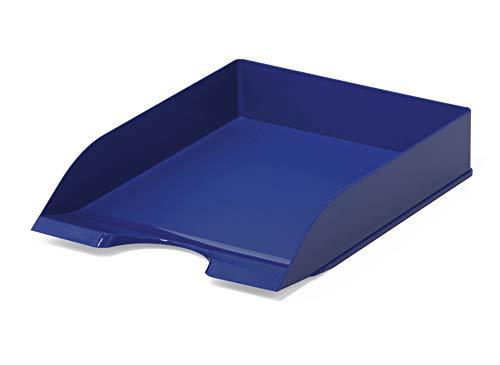 Durable 1701672040 - Vaschetta Portacorrispondenza, Blu