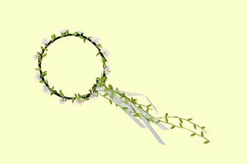 Spielzeugmanufaktur VAH Blütenkranz/Jungfernkranz Florentine Gänseblümchen