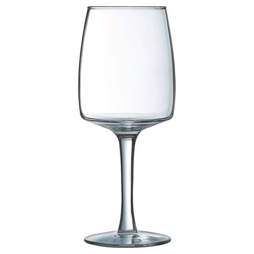 Luminarc 7276010 Verres à Pied Vin Verre Transparent 24 Cl Lot de 6