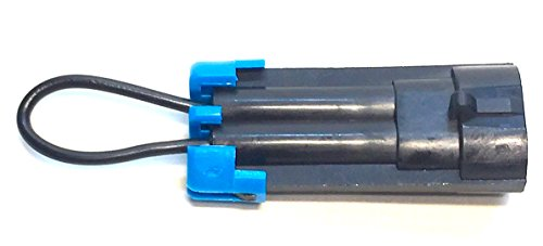 UTVDistribution Seat Belt Harness Override Clip Bypass Plug for Can-Am & Polaris Models RZR X3 +