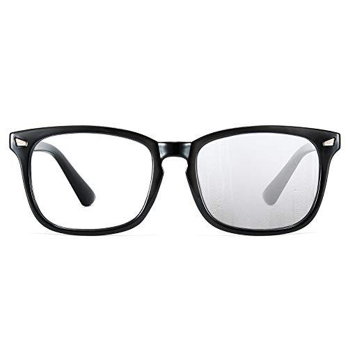 Cyxus Gafas con Filtro de luz Azul bloqueo de luz azul, Gafas con Filtro - Anti Luz Azul para Ordenador, Gafas Antivaho Anti-reflejantes para Hombre y Mujer