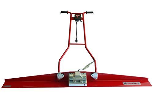 Regla vibrante monofasico Unicort, re-3,con base de 2 metros,150w