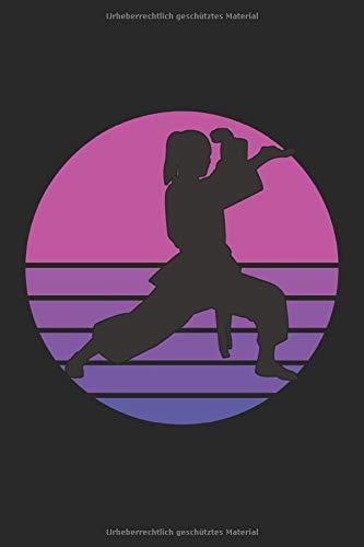 Karate Notizbuch: Karate Notizbuch A5 Punktraster - zum planen, organisieren und notieren
