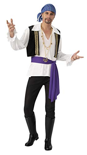 mens Gypsy Man Adult Sized Costume