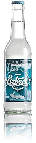 Cryztal Cola - Einfach klare Cola - 0,33l