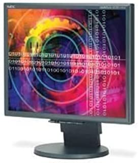 """NEC LCD2170NX, 21"""" (Black/Silver) Digital/Analogue LCD, 1600x1200 (1.9 MegaPixel), Height Adjustable Stand"""