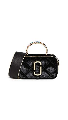 The Marc Jacobs Women's Snapshot Bag, Black, One Size