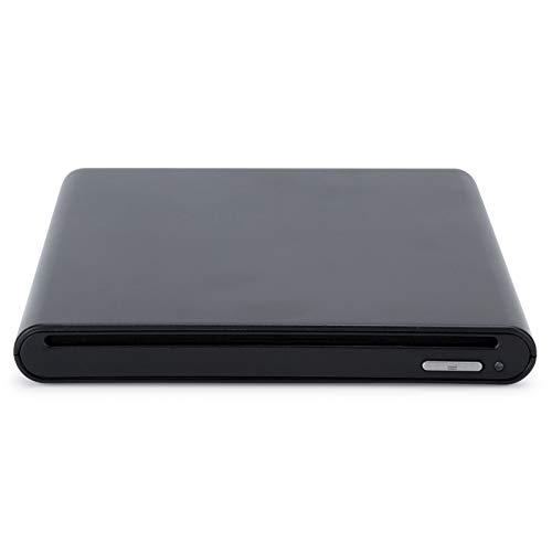 ASHATA Unidad óptica Externa USB 3.0 4K Bluray Player Grabadora BD-RE para Windows7 / 8/10 Resistencia a Bajas temperaturas