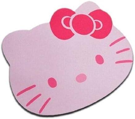 Alfombrilla de ratón decorativa para computadora personalizada, no tóxica e insípida, alfombrilla de ratón (rosa)