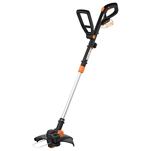 %12 OFF! WORX WG170.9 WG170 GT Revolution 12 Edger/Mini-Mower, Bare Tool Only 20V Grass Trimmer, Bl...