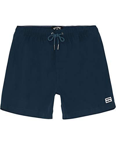 BILLABONG - All Day Laybacks 14 Bañador de Surf de pantalón para Niño, Navy