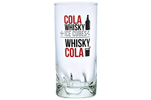 Durobor 81675 Duke Whisky Cola Glazen, 6 stuks