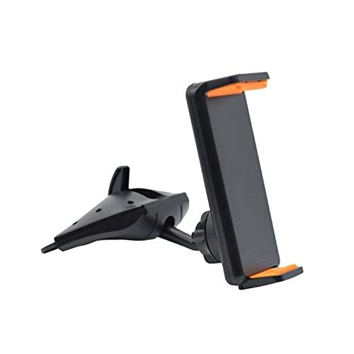 HUAZHUANG-Home Universal 360 Grados de rotación CD Slot Slot Mount GPS Tablet Tablet Soporte D7YA