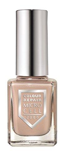 Microcell 2000 Colour & Repair Mini Nagellack Choco Mousse, 12 ml