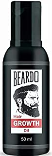 Beardo Beard and Hair Growth Oil - 50 ml for faster beard growth and thicker looking beard | Natural Actives Only | No Har...