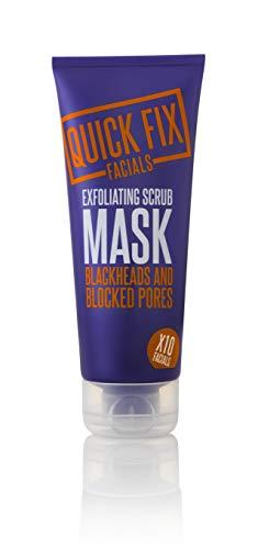 Quick Fix Facials Exfoliating Scrub Mask, 100 ml