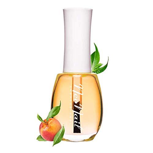 NeoNail Nagelhautöl mit Pinsel 15 ml Nail Premium Hautöl verschiedene Dufte Nagelöl Pflege Nagelhautpflege (2123-3 Pfirsich)