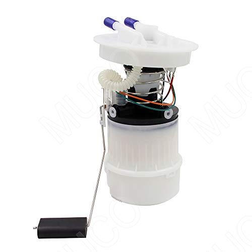 MUCO New Electric Intank Fuel Pump Module Assembly/w Fuel Level Sensor Sending...
