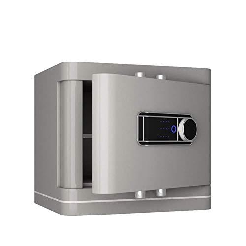 GGDJFN Geschlossener Safe Haushaltsklein Anti Premium-Office-Tresor, Versicherung genehmigt, Wandaufbewahrung Safe 42.2x36x38cm